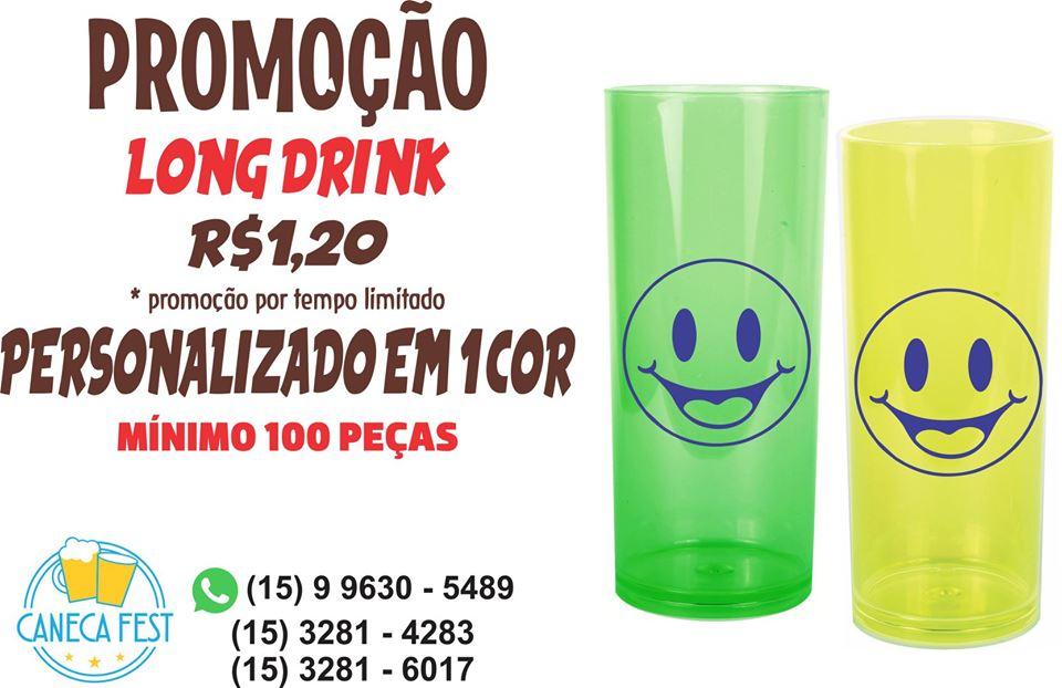 Promoção Long Drink!!!
